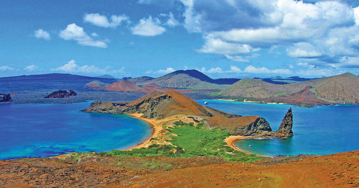 Galapagos. Oplev Galapagosøerne med Rasmussen Travel